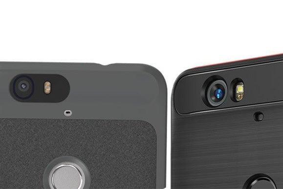 nexus cases camera