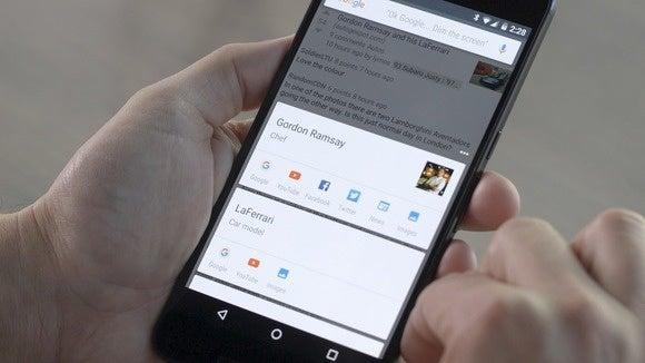 nexus 6p google on tap