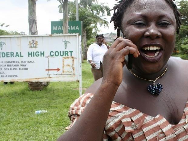Nigeria phone