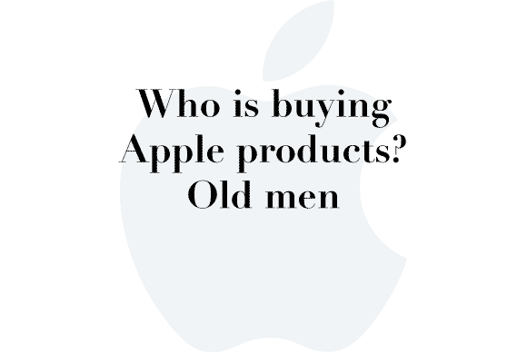 old men apple