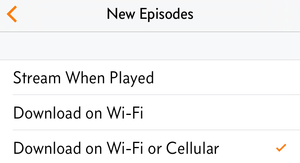 overcast2 new episodes download options