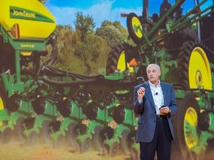 patrick pinkston vp technology information solutions agriculture turf division john deere