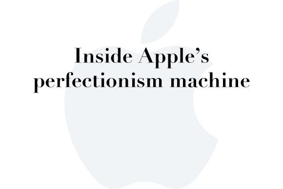 perfectionism machine
