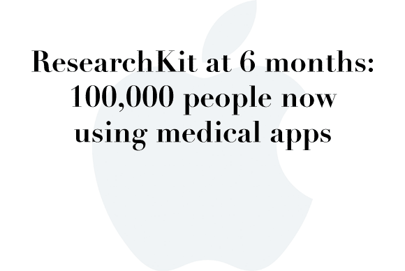 researchkit medical apps