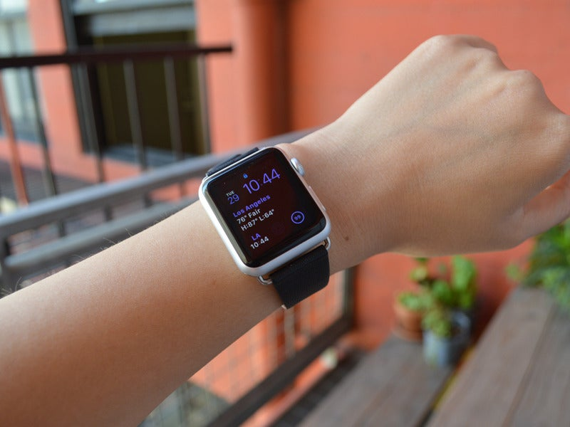 new style 8d79a 45a3f Tested: 8 third-party leather bands for the Apple Watch   Macworld