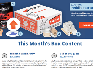 narwhal bacon box