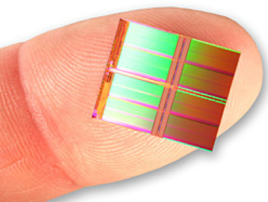 20nm NAND flash chip