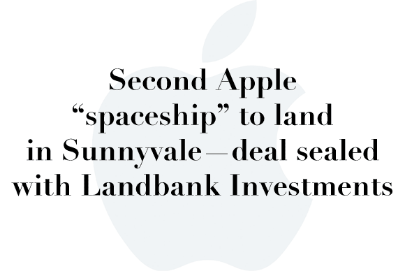 second apple spaceship