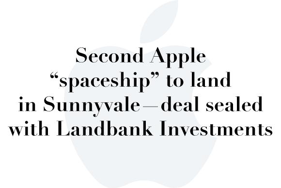 second apple spaceship