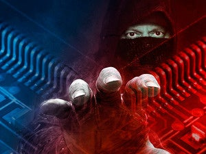 security threat ninja hacker hacked