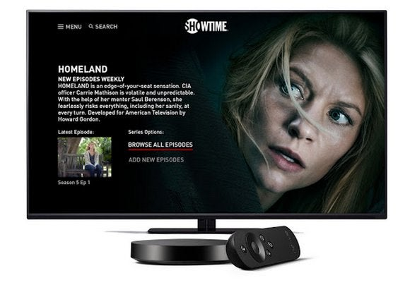 TV gets HBO Now and Showtime as Google reveals more apps, smart TV ...