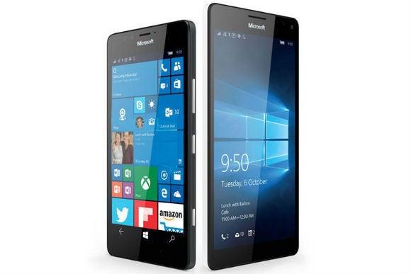 slider lumia 950