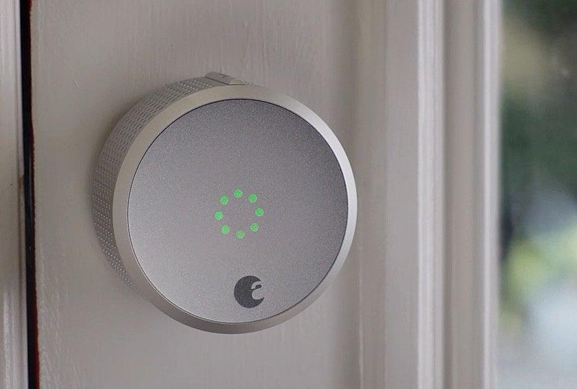 New August Smart Lock Supports Apple S Homekit Technology