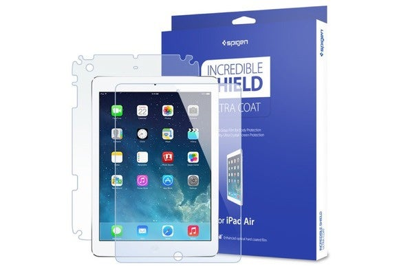 spigen incredibleshield ipad