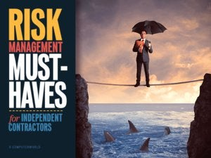 Risk Management Must-Haves for Independent Contractors [cover slide]