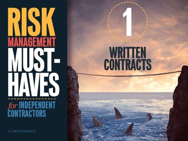 Risk Management Must-Haves for Independent Contractors [slide-1]
