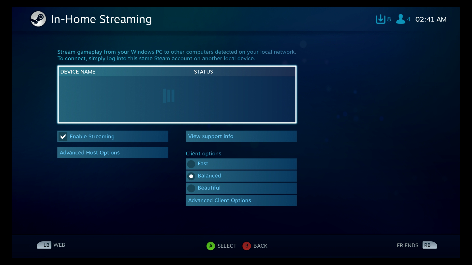 You Can Also Tweak Streaming Settings To Focus More On Speed Quality