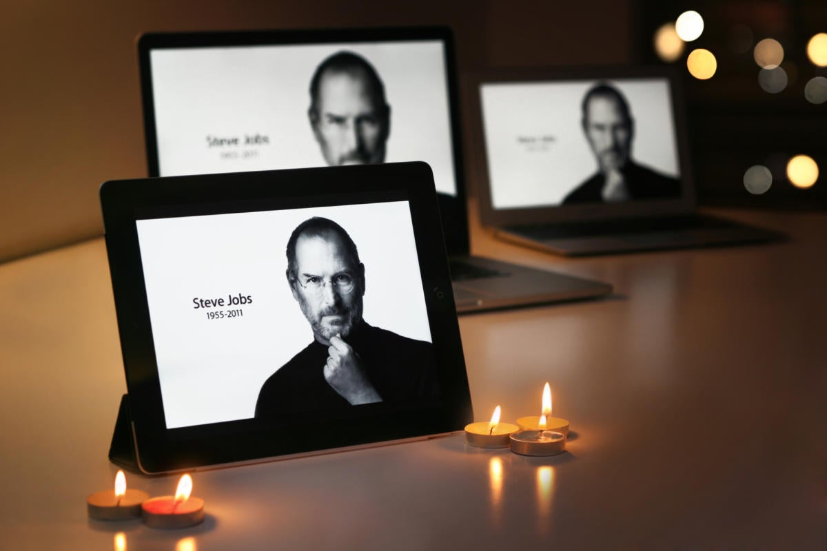 Tim Cook pens emotional Steve Jobs essay on the anniversary of Jobs' death