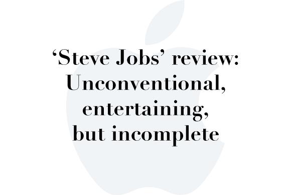 steve jobs review