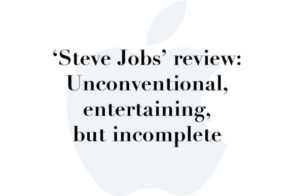 steve jobs review