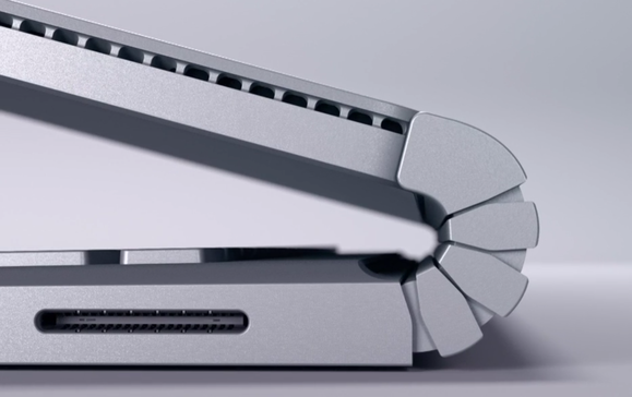 microsoft surface book hinge