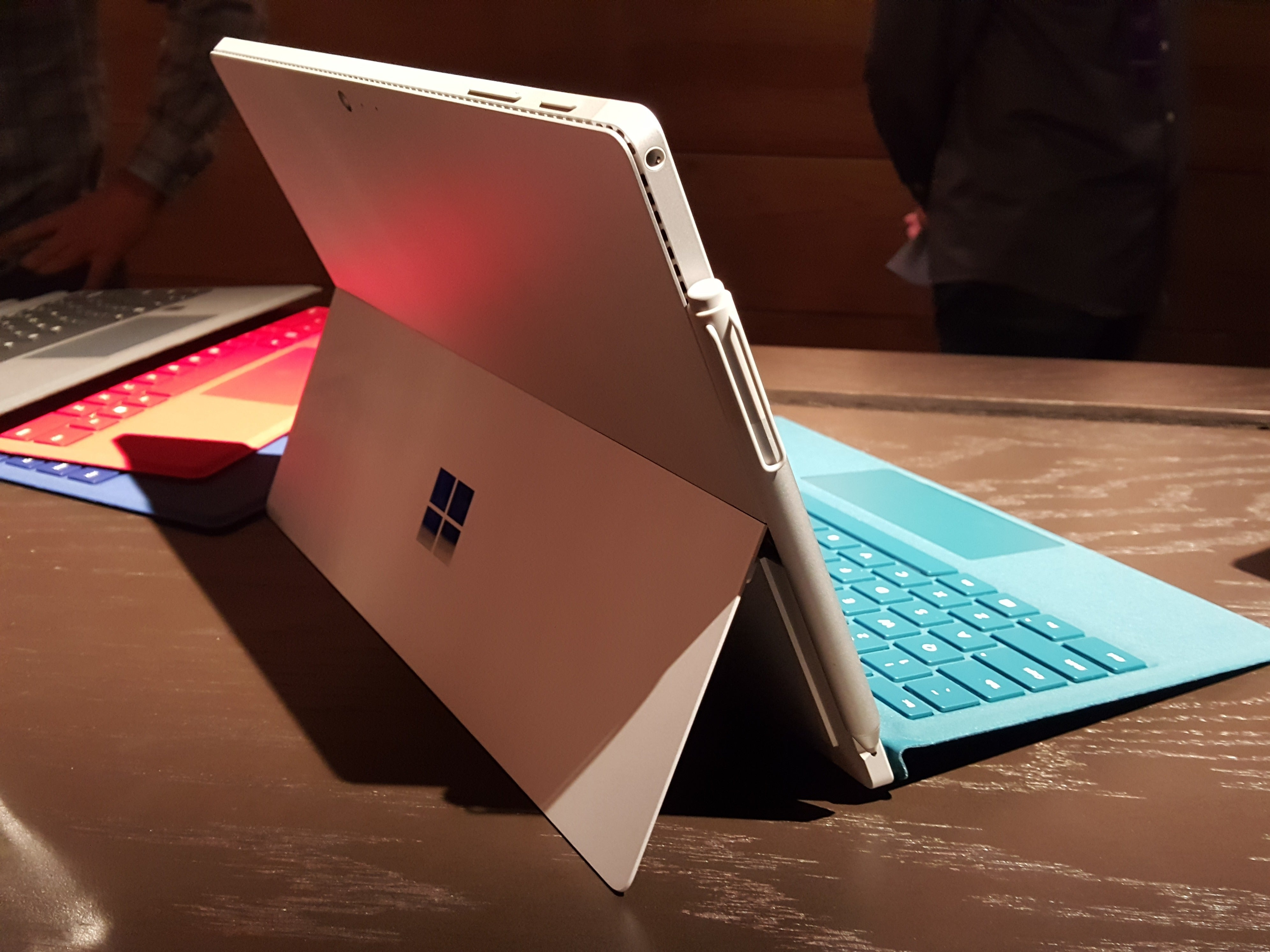 Hands on: Microsoft's Surface Pro 4 outdoes itself with more power