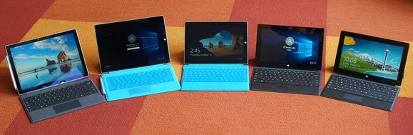 surface pro family tight crop