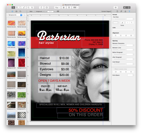 swift publisher 4 layout