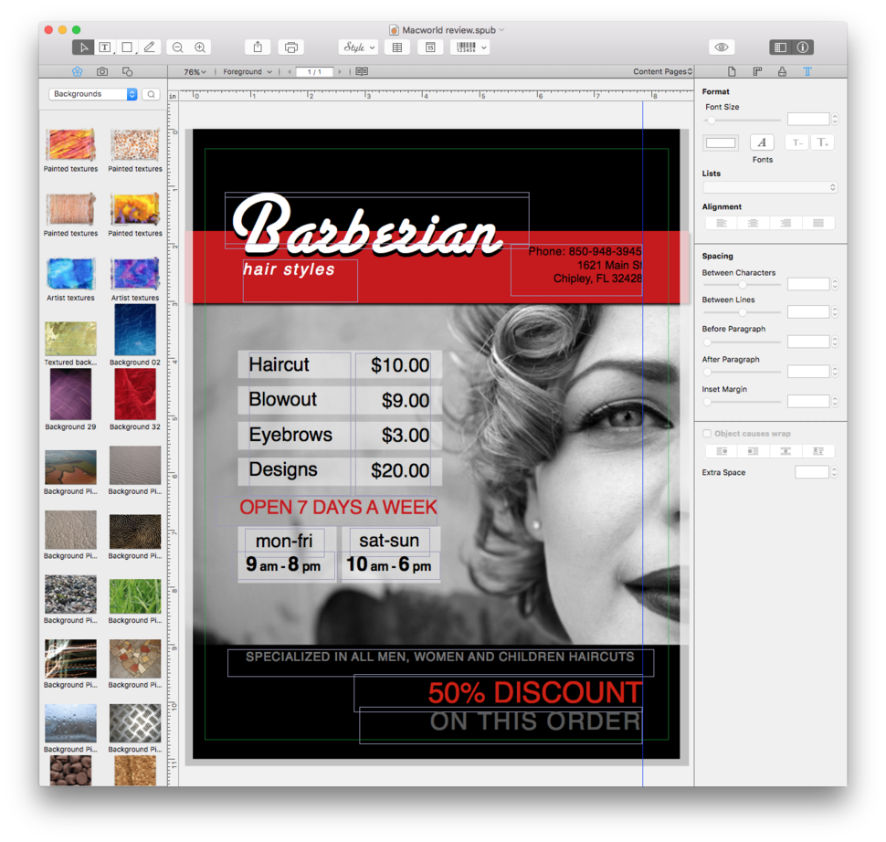 Swift Publisher 4 review: Full-featured desktop publishing for next ...