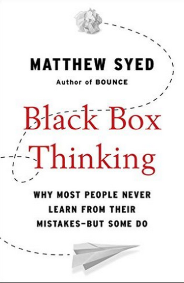 syed black box thinking