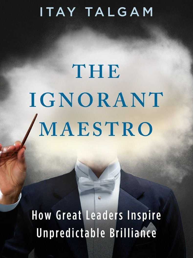 itay talgam lead like great conductors Lead like the great conductors this has been recommended - i have seen once itay talgam, orchestra conductor at a conference talking about the correlation between conducting a group of musicians with instruments and leading a.