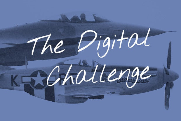 the digital challenge cio