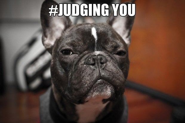the list judgingyou