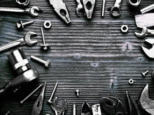 The Gearhead Toolbox: Dashboards and visualizations