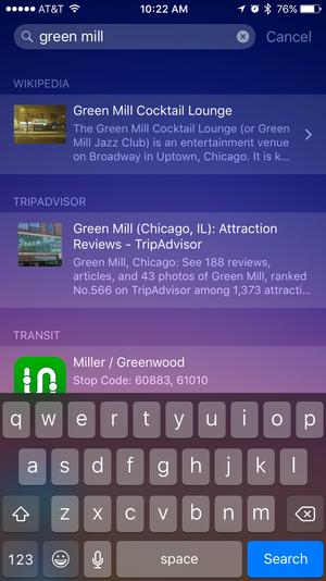 tripadvisor spotlight ios9