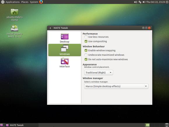ubuntu mate 1510