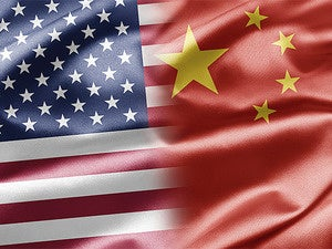 us chinese flags