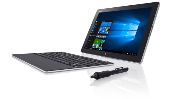 vaio z canvas with ms