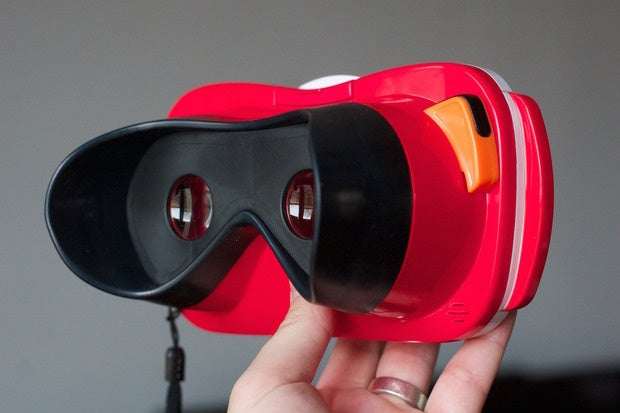 The Best Cheap Cardboard Vr Viewer Is Mattel S View