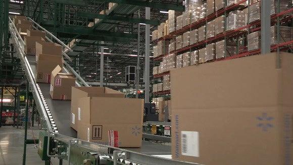 walmart e commerce fulfillment store distribution center