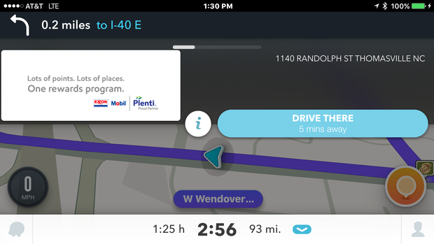 Waze 4 0 packs new features, but it's still no match for