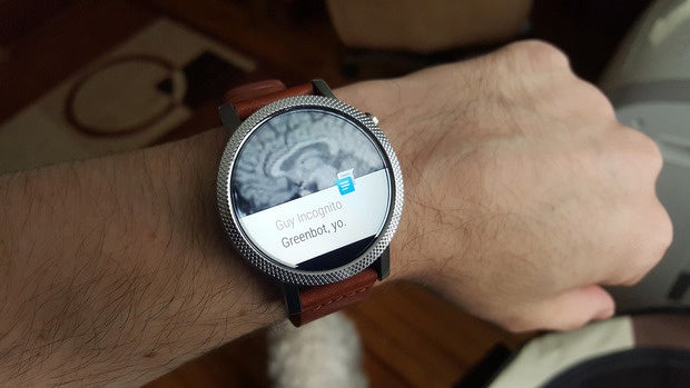 wear messaging google messenger