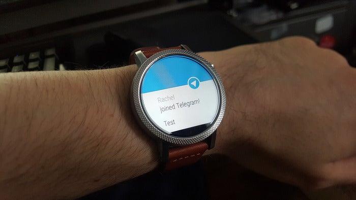 wear messaging telegram