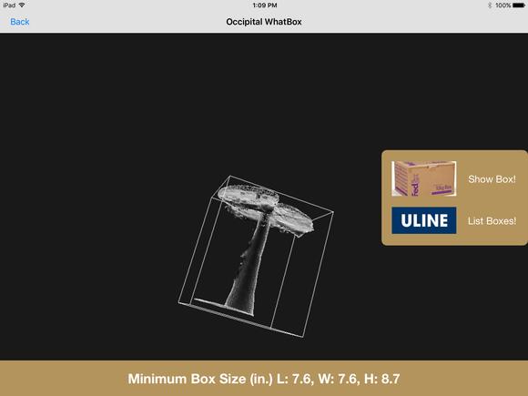 whatbox structure sensor