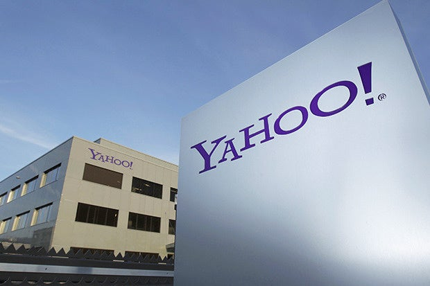 Yahoo reported two major data breaches last year
