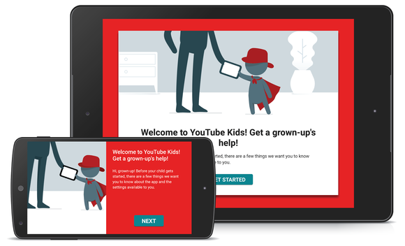 youtube kids parent