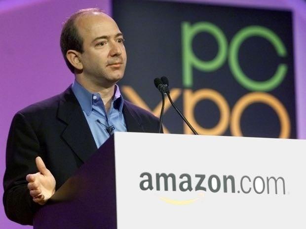 Jeff Bezos in 2000