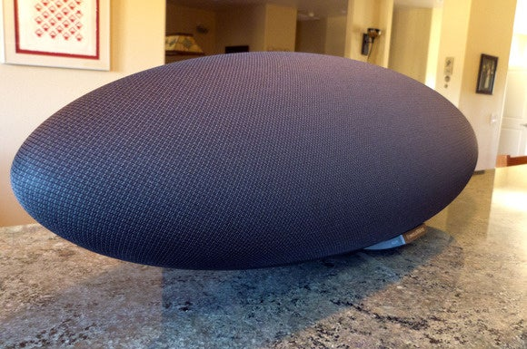 Bowers & Wilkins Zeppelin side view