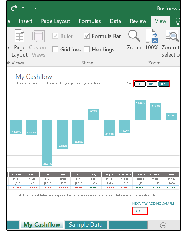 Meet Excel 2016: 9 of its best new features, from databases to
