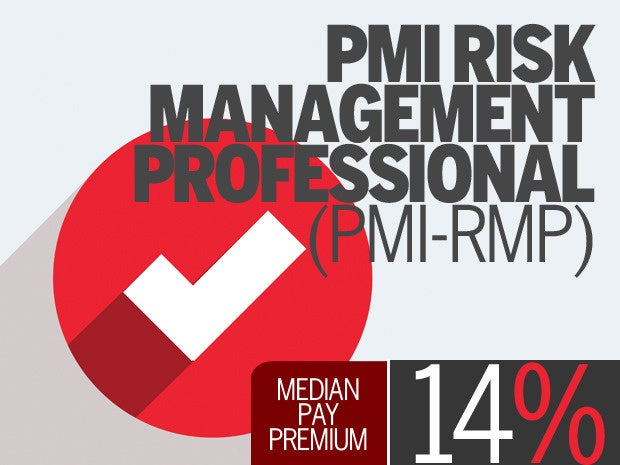 PMI Risk Management Professional (PMI-RMP)